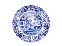 Spode Blue Italian 10 inch Dinner Plates Set of 4... brand new
