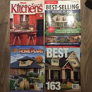 Home/Kitchen plan books