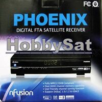 Phoenix satellite receiver digital nFusion top-rated