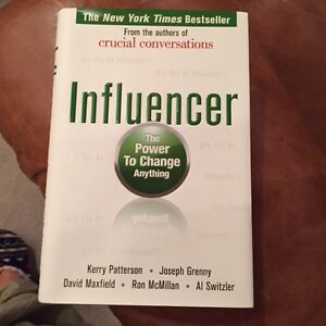 Influencer book