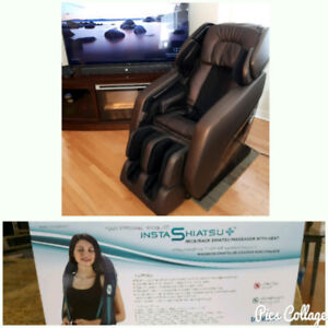 Trumedic MC-2000 InstaShiatsu Massage Chair
