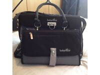 Babymoov changing bag - immaculate condition