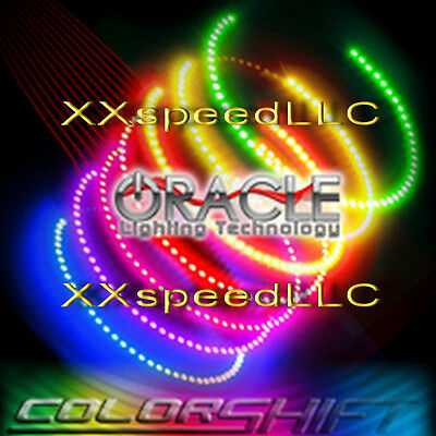ORACLE Chevrolet Monte Carlo 2002-2005 COLORSHIFT Headlight Halo Angel Eyes Kit