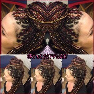 TRESSES, box braid, tissage avec closure, Cronchet braid Gatineau Ottawa / Gatineau Area image 6