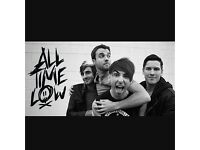ALL TIME LOW STANDING TICKETS