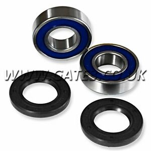 HONDA CR500R CR 500 R 1987-1988 ALL BALLS REAR WHEEL BEARINGS & SEAL KIT