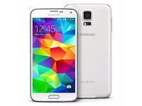 Samsung Galaxy S5 Frosted White – 16GB (Unlocked)