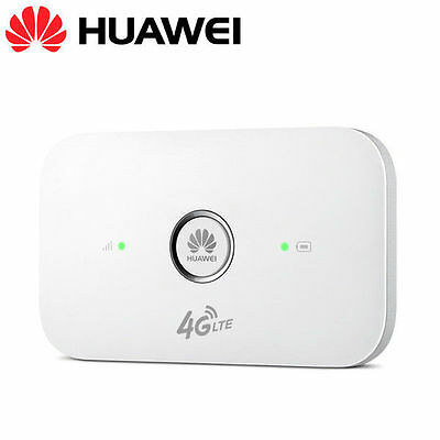Unlocked HUAWEI E5573C-322 LTE FDD 150Mbps Wireles Hotspot 4G Mobile WiFi Router