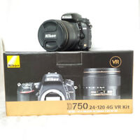 Nikon D750 - practically new (purchased in Nov, hardly used)