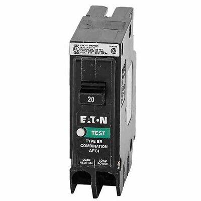 Eaton Brp120af 20a 120240v Arc Fault Circuit Breaker