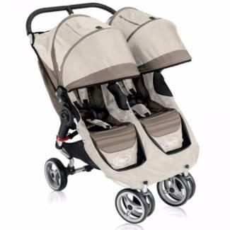 Baby Jogger City Mini Double Westmead Parramatta Area Preview