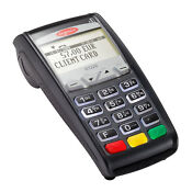 Credit Card Machine Terminal