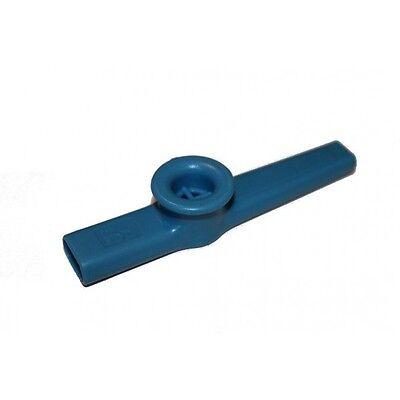 Dadi KA-1-BL Kazoo in plastica di colore blu