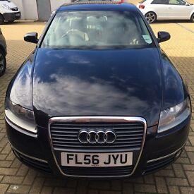 Audi A6 2.7 tdi se black 2 owners