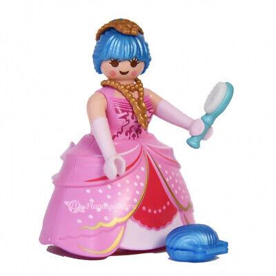 PLAYMOBIL Serie 19 - 70566 Chica Princesa, Princess NUEVO / NEW
