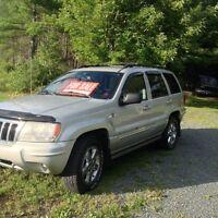 2004 jeep cherokee overland