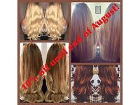 Honeylea.Extensions - 10% off for new customers!
