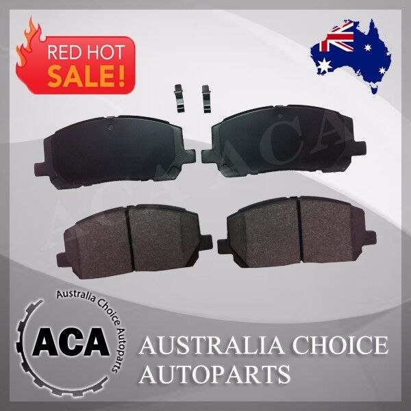 Premium Brand New Front Brake Pads 1772 for Toyota Commuter /& Hiace 2004 on