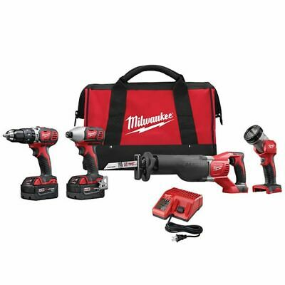 24 M18 Drill Driver - Milwaukee 2696-24 - M18™ Lithium-Ion 1/2