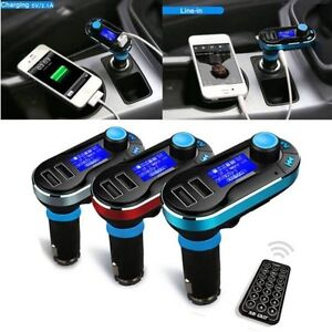 New Audio Car MP3 Player (FM Transmitter) w Charging Function Melbourne CBD Melbourne City Preview