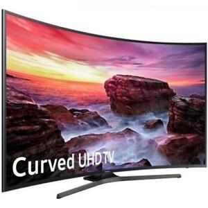 "LED 65"" UHD 4K Curvé Smart Samsung ( UN65MU6500 )"