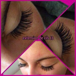 Extension de cils & extension de cheveux 50$& Gatineau Ottawa / Gatineau Area image 4