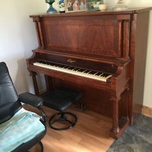 Packard Antique Piano