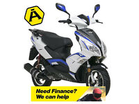 LEXMOTO FMR 50 - LEARNER LEGAL - TWIST & GO
