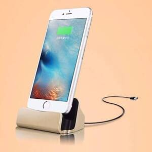 IPHONE DOCKING Charger Cradle FOR IPHONE 5- 7 BRAND NEW INBOX Perth Perth City Area Preview