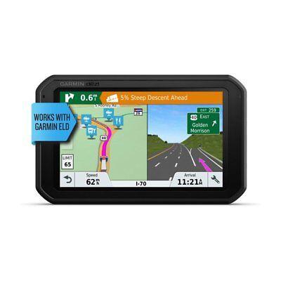 "Garmin dezl 780 LMT-S Glass 7"" Trucking GPS With Built-In WiFi 010-01855-00"