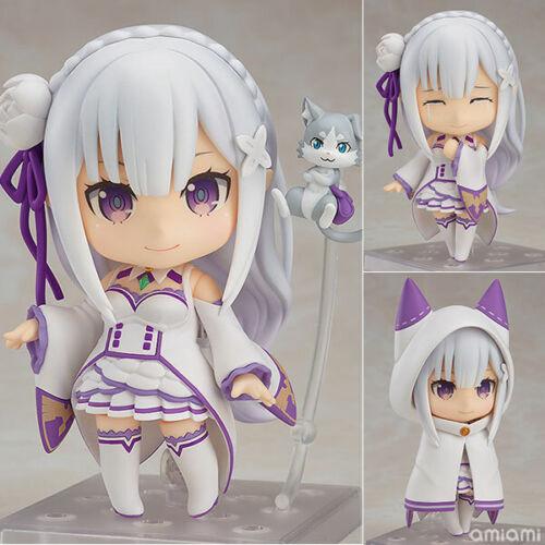 Re:Zero Starting Life in Another World Nendoroid 751 Emilia Figure Anime & Manga