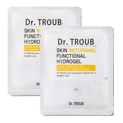 SIDMOOL Dr. Troub Skin Returning Functional Hydrogel Mask