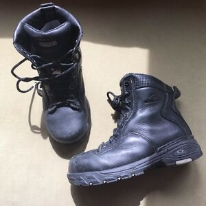 Women Steel toe boots