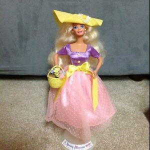 Spring Blossom Barbie