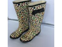Hunter style Wellies