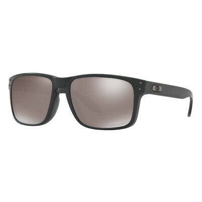 2550ac4c91 Oakley Sunglass Holbrook Asian Fit Matte Black Prizm Black Polarized OO9244 -2556