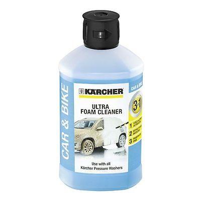 KÄRCHER Ultra Foam Cleaner 3 in 1  Schaumreiniger für Schaumdüse 6.295-743.0