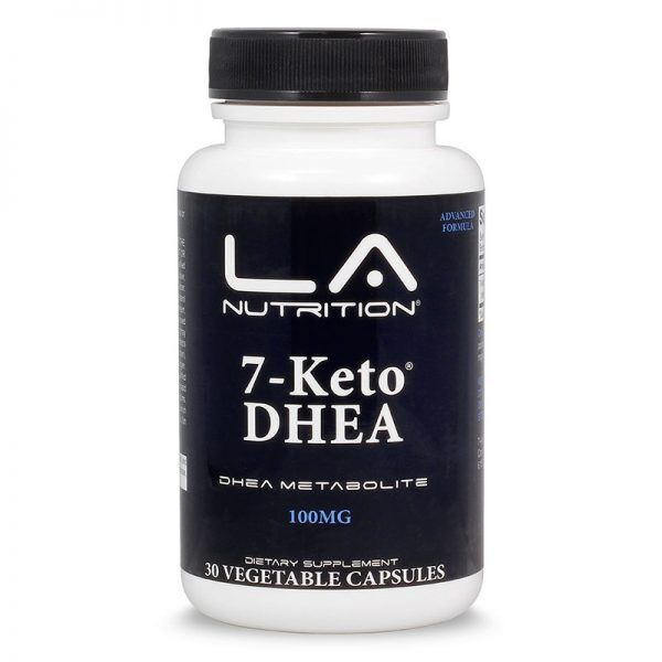 7-Keto DHEA 100mgs Great Life Extension supplement Free