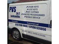 Auto locksmith nottingham , locksmith
