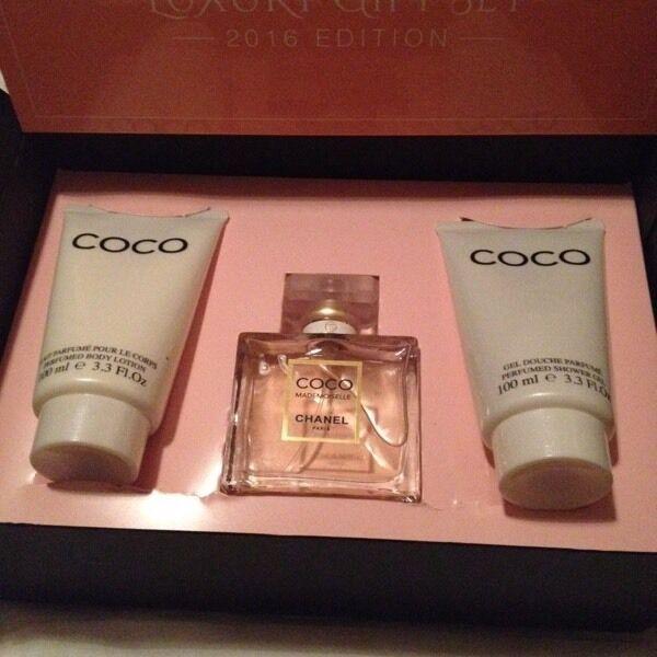 Coco Chanel Luxury Gift Set In Reddish Manchester Gumtree
