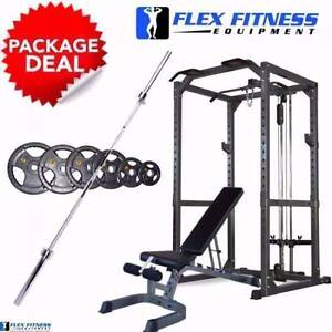 NEW HEAVY DUTY POWER CAGE + LAT + BENCH + WEIGHTS PACKAGE!! Malaga Swan Area Preview