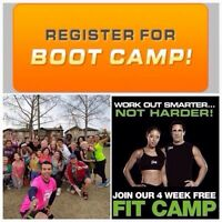 FREE BOOT CAMP