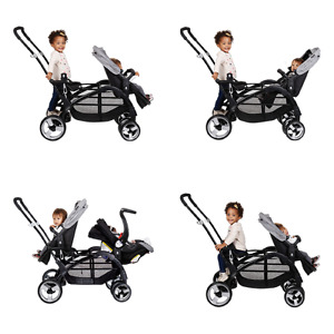 LOOKING 4 A SIT&STAND TODDLER STROLLER