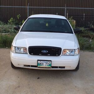 2008 Ford Crown Victoria, safetied