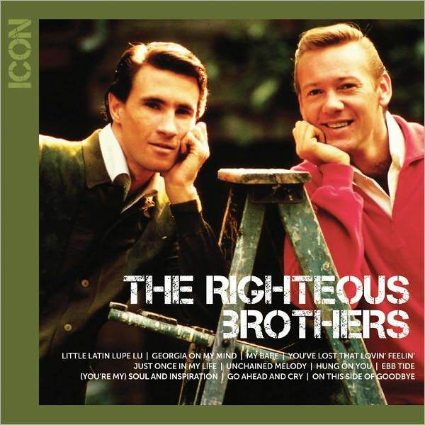 THE RIGHTEOUS BROTHERS : ICON (CD) Sealed