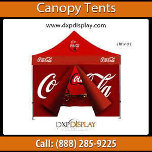 Broadcast your message anytime and anywhere with Canopy Tent