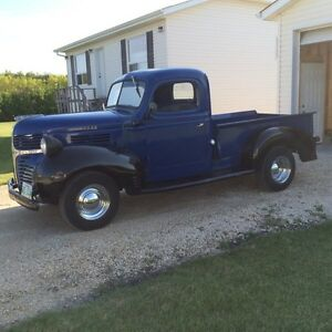 Sell or Trade 47 dodge 1/2 ton