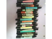 Bundle of promarkers