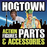 Hogtown Action Figure Accessories