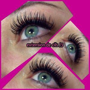 Extension de cils & extension de cheveux 50$& Gatineau Ottawa / Gatineau Area image 6